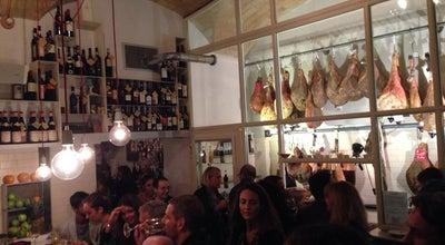 Photo of Italian Restaurant Il Sorpasso at Via Properzio 31, Rome 00193, Italy