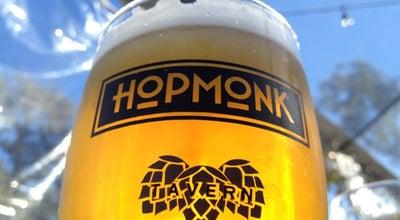 Photo of Brewery HopMonk Tavern at 224 Vintage Way, Novato, CA 94945, United States