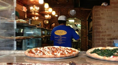 Photo of Italian Restaurant Rocky's Pizzeria at 607 2nd Ave, New York City, NY 10016, United States