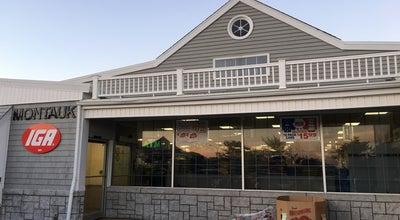 Photo of Supermarket IGA Supermarket at 654 Montauk Hwy, Montauk, NY 11954