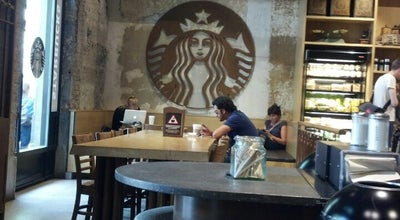 Photo of Coffee Shop Starbucks at Rambla Canaletes 109, Barcelona 08002, Spain