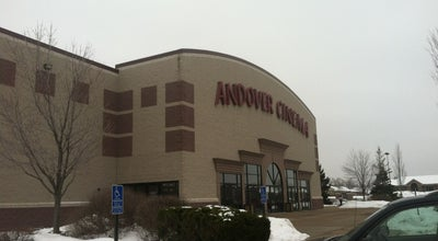 Photo of Tourist Attraction Andover Cinema at 1836 Bunker Lake Blvd Nw, Andover, MN 55304, United States