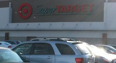Photo of Discount Store Target at 7110 Youree Dr, Shreveport, LA 71105