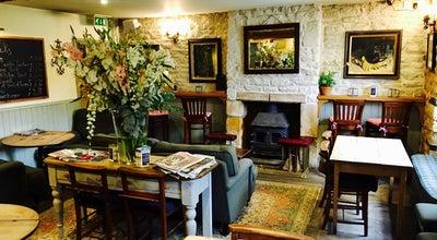 Photo of Bar The Kingham Plough Restaurant at Kingham OX7 6YD, United Kingdom