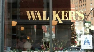 Photo of American Restaurant Walker's at 16 N Moore St, New York, NY 10013, United States