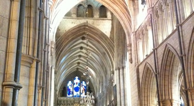 Photo of Church Southwark Cathedral at Montague Cls., Southwark SE1 9DA, United Kingdom