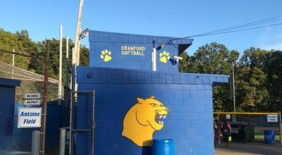 Photo of Baseball Field Adams Avenue Softball Complex at Cranford, NJ 07016, United States