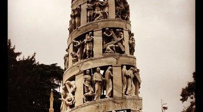 Photo of Cemetery Cimitero Monumentale at Piazzale Cimitero Monumentale, Milano 20154, Italy