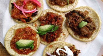 Photo of Mexican Restaurant Guisados Dtla at 541 S Spring St, Los Angeles, CA 90013, United States