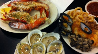 Photo of Seafood Restaurant Randazzo's Clam Bar at 2017 Emmons Ave, Brooklyn, NY 11235, United States