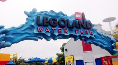Photo of Water Park LEGOLAND Water Park at 1 Legoland Dr, Carlsbad, CA 92008, United States