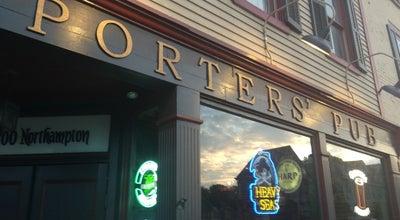 Photo of Gastropub Porters' Pub & Restaurant at 700 Northampton St, Easton, PA 18042, United States