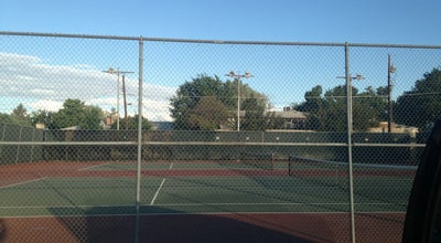 Photo of Tennis Court Cooper Street Tennis Courts at 1551 E. Cooper St., Farmington, NM 87401, United States