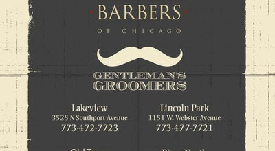 Photo of Salon / Barbershop State Street Barbers at 600 N Kingsbury St, Chicago, IL 60654, United States