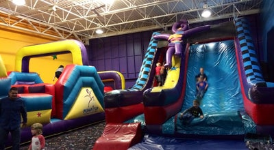 Photo of Playground Pump It Up at 1720 Opdyke Ct, Auburn Hills, MI 48326, United States
