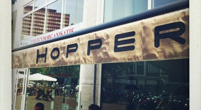 Photo of Cafe Hopper at Schiedamse Vest 146, Rotterdam 3011 BG, Netherlands