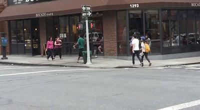 Photo of Cafe Bocado Cafe at 1293 Lexington Ave, New York, NY 10128, United States