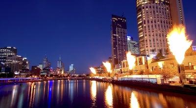 Photo of Casino Crown Entertainment Complex at 8 Whiteman St, Southbank, VI 3006, Australia