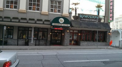 Photo of American Restaurant Kingston Taphouse & Grille at 755 Richards St, Vancouver, BC V6B 3A6, Canada