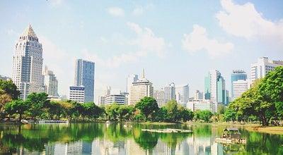 Photo of Park Lumpini Park at ถนนพระราม4 เเขวงวังใหม่ เขตปทุมวัน, Bangkok 10330, Thailand