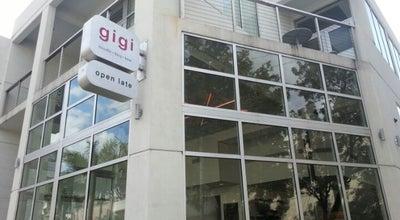 Photo of Asian Restaurant Gigi at 3470 N Miami Ave, Miami, FL 33127, United States