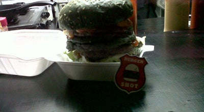 Photo of Burger Joint Burger Shot at Jalan Terusan Borobudur No. 65, Malang, Indonesia
