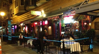 Photo of Italian Restaurant La Vita e Bella at 2411 2nd Ave, Seattle, WA 98121, United States