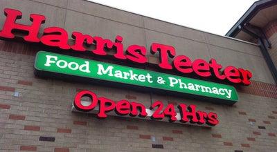 Photo of Supermarket Harris Teeter at 2800 Arctic Ave, Virginia Beach, VA 23451