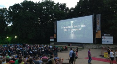 Photo of Indie Movie Theater Freiluftkino Friedrichshain at Friedenstr., Berlin 10249, Germany