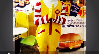 Photo of Fast Food Restaurant McDonald's at Scb Park Plaza, Chatuchak 10900, Thailand