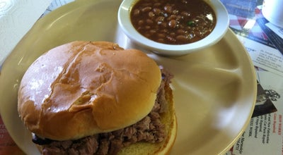 Photo of American Restaurant Big Ray's BBQ at 400 East Main Street, Allen, TX 75002, United States