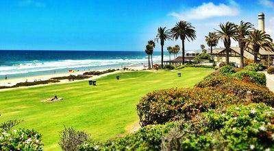 Photo of Beach Del Mar City Beach at Coast Boulevard, Del Mar, CA 92014, United States