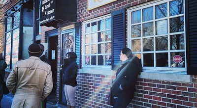 Photo of American Restaurant Sweet Maple Cafe at 1339 W Taylor St, Chicago, IL 60607, United States