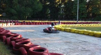 Photo of Racetrack Картинг центр / Karting Center at Просп. Дмитра Яворницького, 95, Дніпропетровськ, Ukraine