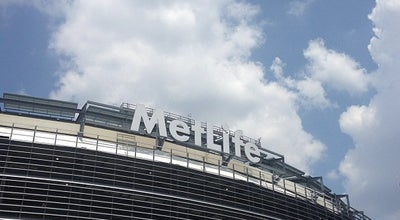 Photo of Tourist Attraction MetLife Stadium at 102 State Rt 120, East Rutherford, NJ 07073, United States