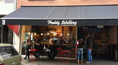 Photo of American Restaurant Freddy Schilling Hamburger Manufaktur at Kyffhauserstrasse 34, Cologne 50674, Germany