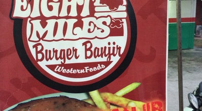 Photo of Burger Joint 8 miles Burger & Western at Off Jalan Batu 8, Ipoh 31150, Malaysia