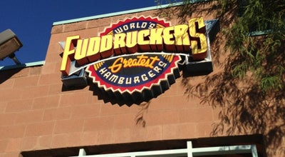 Photo of Fast Food Restaurant Fuddruckers at 7470 S Priest Dr, Tempe, AZ 85283, United States