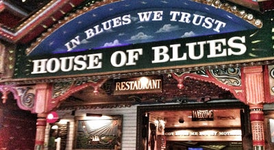 Photo of Music Venue House of Blues at 329 N Dearborn St, Chicago, IL 60654, United States