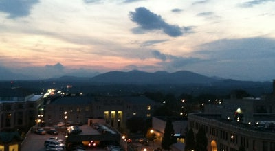 Photo of Nightclub Sky Bar at 18 Battery Park Ave, Asheville, NC 28801, United States