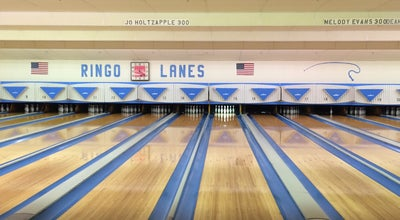 Photo of Bowling Alley Ringo Lanes at 9651 Kenwood Rd, Blue Ash, OH 45242, United States