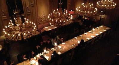 Photo of Chinese Restaurant Buddakan at 75 9th Ave, New York, NY 10011, United States
