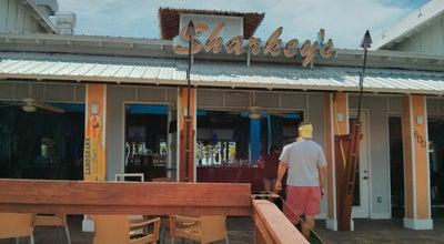 Photo of American Restaurant Sharkey's Beach Bar at 600 N Ocean Blvd, Myrtle Beach, SC 29577, United States