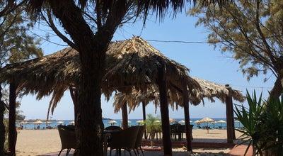 Photo of Nightclub Jetee Beach Bar at Paleochora, Greece