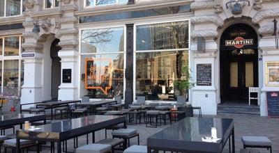 Photo of German Restaurant Erste Liebe Bar at Michaelisbrücke 3, Hamburg 20459, Germany