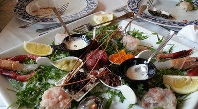 Photo of Italian Restaurant Acquapazza at Campo Sant'angelo 3808, Venice 30124, Italy