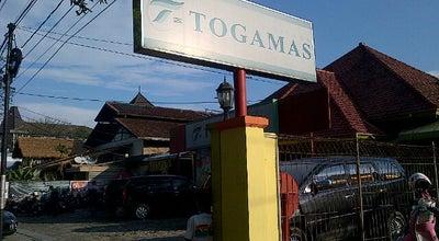 Photo of Bookstore Toko Buku Togamas at Jl. Supratman No. 45, Bandung 40211, Indonesia