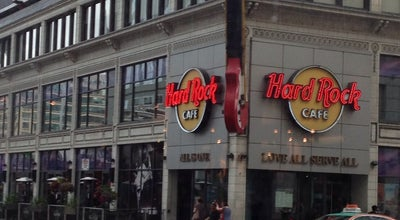 Photo of Food Hard Rock Cafe Toronto at 279 Yonge St, Toronto, ON M5B 1N8, Canada