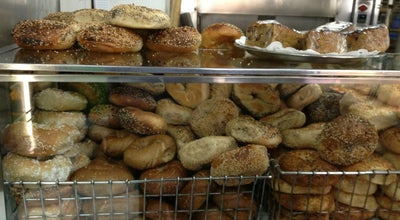Photo of Fast Food Restaurant Absolute Bagels at 2788 Broadway, New York, NY 10025, United States