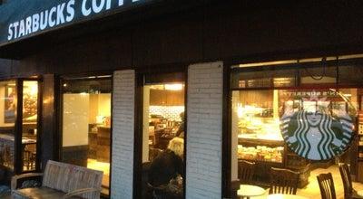 Photo of Coffee Shop Starbucks at 801 W 181st St, New York, NY 10033, United States